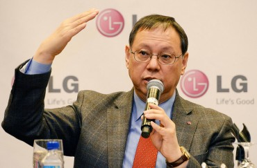 Indicted LG CEO Releases Surveillance Video to Strike Back against Samsung