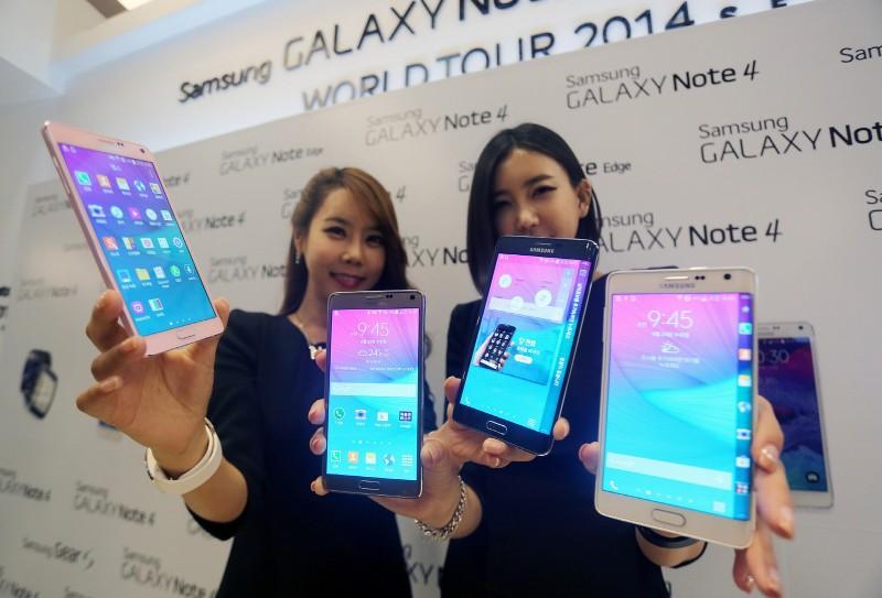Samsung Slumps to No. 3 in Chinese Smartphone Market