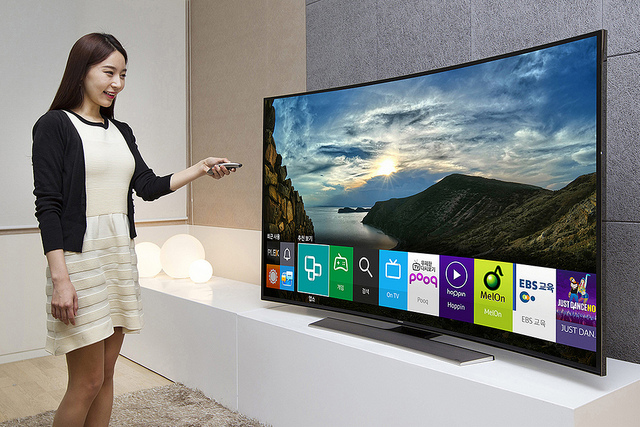Samsung Starts Sales of Tizen-powered TVs in Home Market