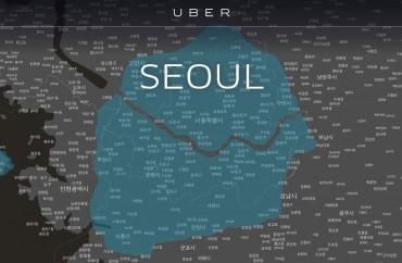 Uber Korea Offers Uber X Service Free of Charge to Protect Uber Drivers