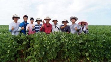 Young Koreans on Unprecedented Challenge: Massive Organic Farming in Brazil