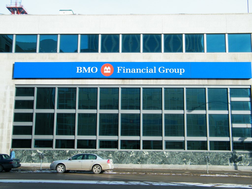 BMO Financial Group is a highly diversified financial services provider based in North America. (image: Jordon Cooper/flickr)