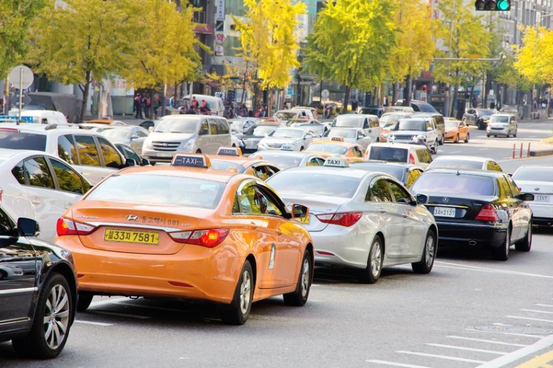 Seoul to Mark Taxis with Service Certificates to Bring Back Competitiveness