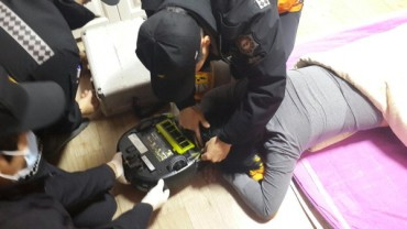 Korean Housewife's Hair Sucked Up into Robot Vacuum