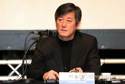 Lee Yong-kwan, director of the Busan International Film Festival (image: Yonhap)