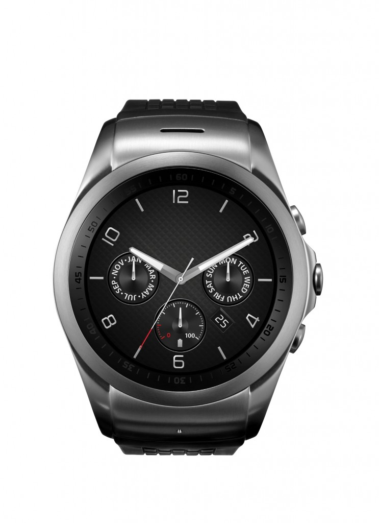 """The smartwatch also comes with a """"LTE walkie-talkie"""" function that allows multi-party communication in a chat room and sharing of their current locations amongst each other, LG added. (image courtesy of LG Elecs)"""