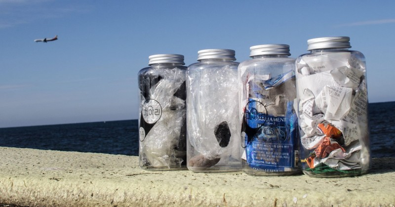 Jeju Civic Group Turns Waste into Souvenirs to Raise Funds for Library