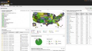 SolarWinds Automates Essential Network Monitoring Tasks to Support Increasingly Mobile Organizations
