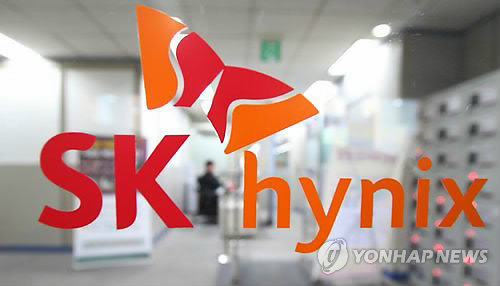 SK hynix saw its market share reach 11.4 percent in the October-December period, narrowing its gap with industry leader Samsung Electronics. (image: Yonhap)