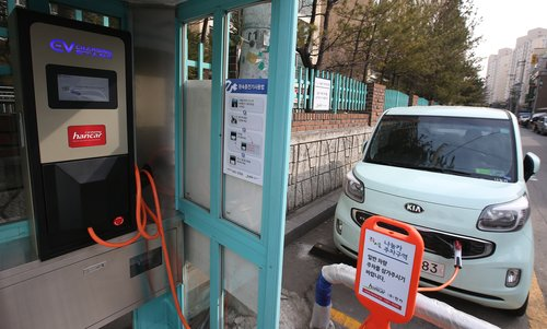 1,700 Electric Vehicle Charging Stations to be Established in Jeju
