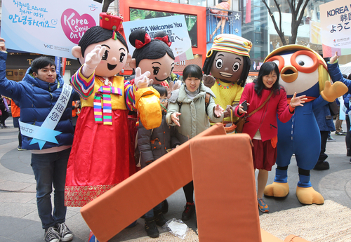 Korea Readies Tourism Industry for Chinese Tourists