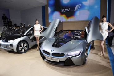 BMW Korea Expects to Keep Double-Digit Sales Growth This Year