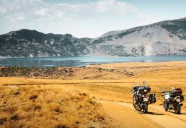 """Singa to Minga"" : Biker Couple on 23,000 Km of Motorcycle Adventure Trip with 1 Good Cause"