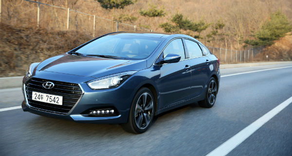 Hyundai Hopes to Tighten Grip on Midsize Car Market with New i40