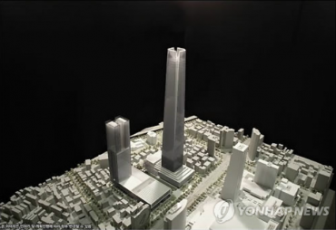 Hyundai Motor Proposes 115-Story Building on KEPCO Land