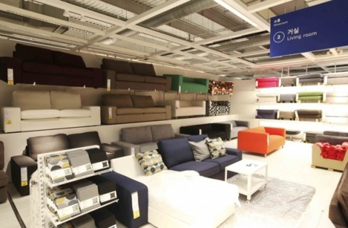 Nearly 85 percent of the respondents also said the opening of the Swedish store will have an adverse impact on vitalizing the business districts of Gwangmyeong down the road, according to the findings. (image courtesy of IKEA)