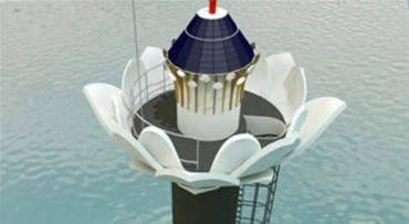 Port of Gunsan to Install Lotus Shaped Maritime Beacons