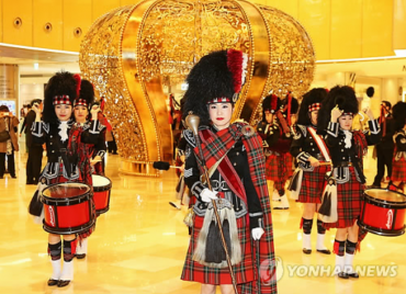 Parades and Promotional Events at Lotte World Mall From Feb. 6 To Mar. 1
