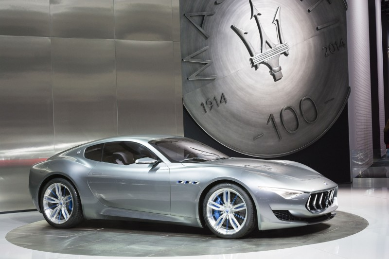 Italian Luxury Car Maserati Sees Sales Up Almost 6-Fold in Korea