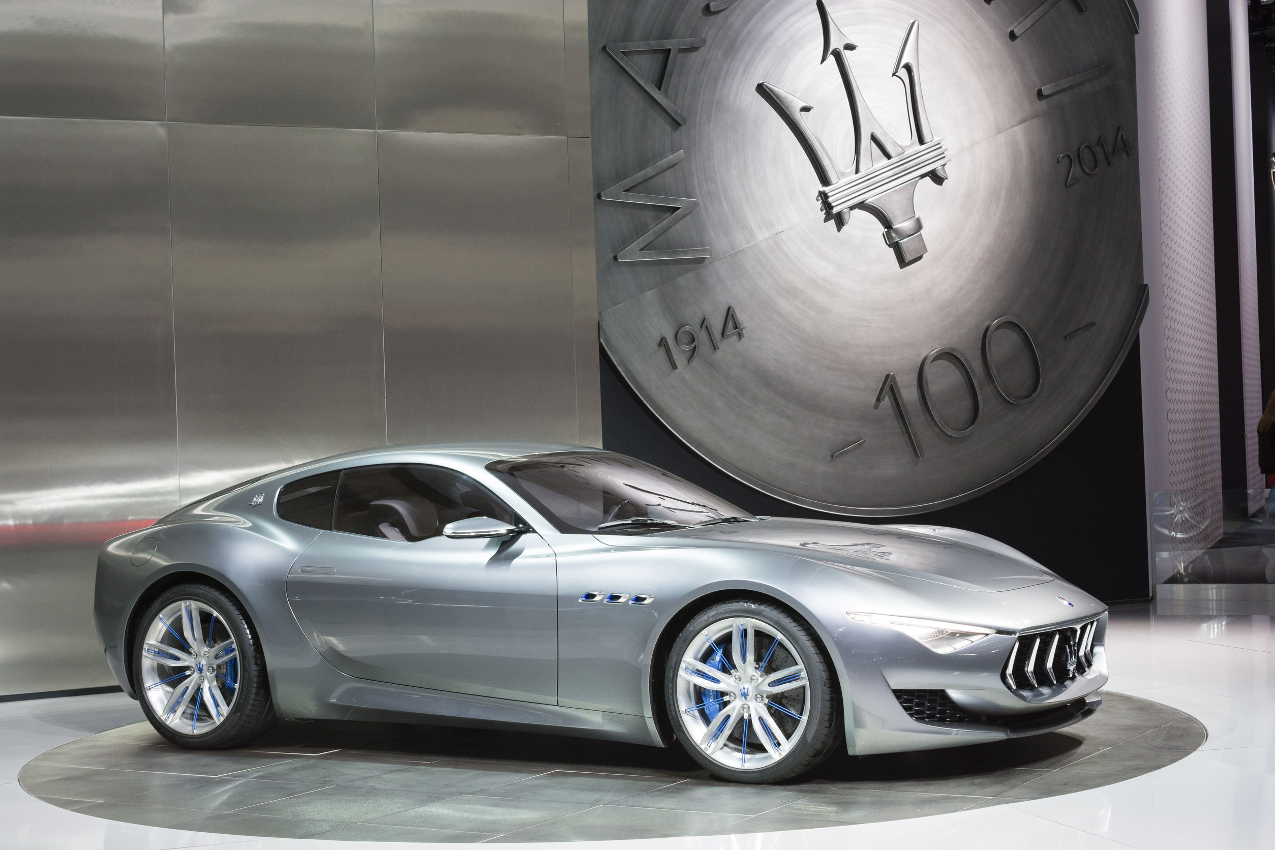 Italian Luxury Car Maserati Sees Sales Up Almost 6 Fold In Korea