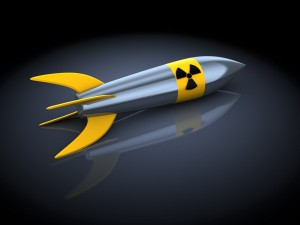 The official record is that the North has so far conducted three nuclear tests, in 2006, 2009 and 2013. (image credit: Kobiz Media)