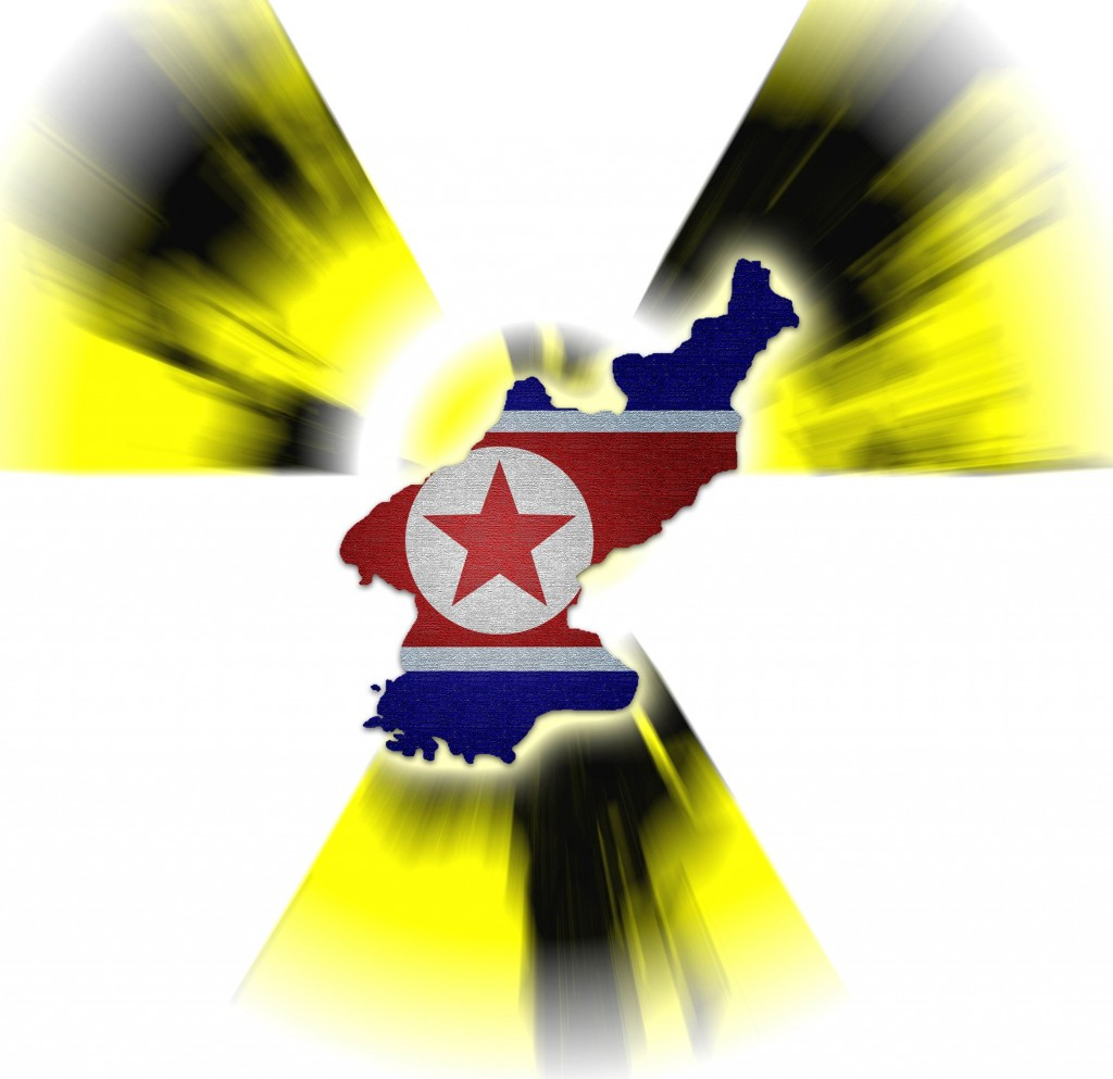 In May 2010, multiple radionuclide and noble gas stations in East Asia picked up traces of various radionuclides that have been interpreted as a release from a nuclear test. (image credit: Kobiz Media)