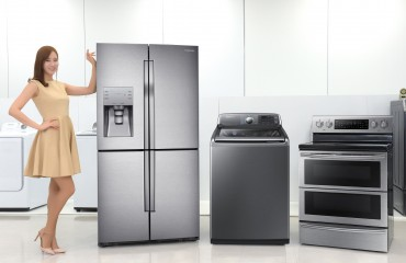 Samsung, LG Fail to Settle Quarrel over Washer