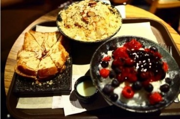 Korean Style Dessert Culture to Be Available in China