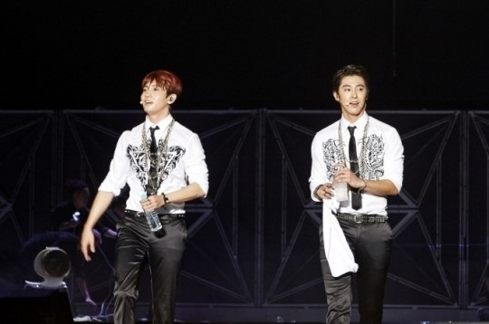 TVXQ Wins 5 Trophies at Japan's Golden Disk Awards for the Second Year in a Row