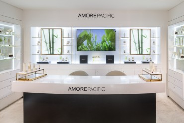 Korea's No. 3 Stock-rich Man Is Chairman of Amore Pacific, Cosmetics Maker