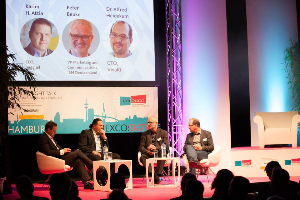 dmexco is the leading global exposition and conference for the digital economy. (image: dmexco 2015 Organizing Committee)