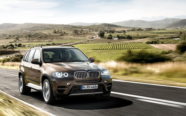 Samsung SDI to Supply Battery Packs for BMW's X5 Plug-in Hybrid