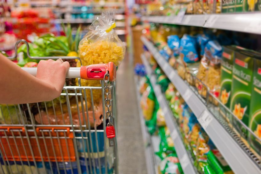 The country's consumer price index edged up 0.5 percent last month from a year earlier, down from 0.8 percent growth reached in December and January. (image: Korea Bizwire)