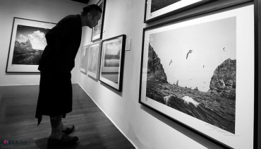 Photos of S. Korean Islets of Dokdo to Be on Display in Beijing