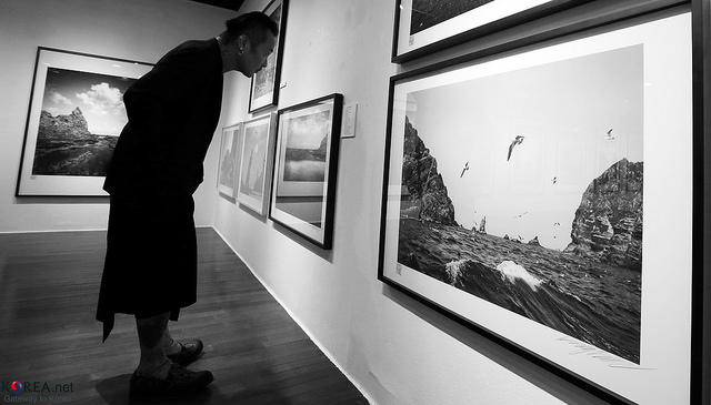 A three-week exhibit of the 55 photographs taken by a South Korean photographer, Kim Jung-man, will begin Thursday at the Korea Culture Center in central Beijing. (image: Republic of Korea/flickr)