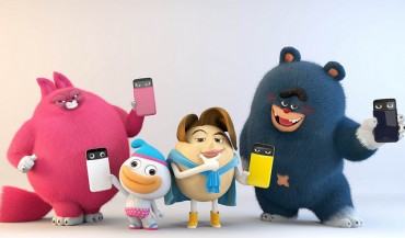 LG to Kick off Overseas Release of Aka Phone This Week
