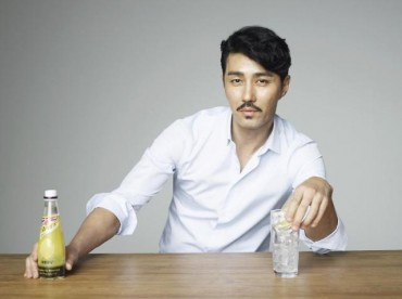 Three Meals a Day Star Cha Seung-Won to Feature in Schweppes Commercial