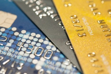 S. Korean Card Firms' Net Edges Up 5 Pct in 2014