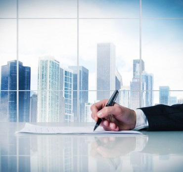 Land Value of Top 10 Biz Groups Hits Record High