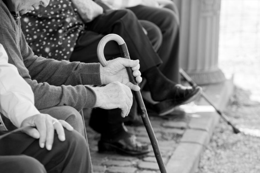 South Korea's poverty rate among elderly citizens was 48.6 percent in 2011, the highest among all 34 members of the OECD.(image: Kobiz Media / Korea Bizwire)
