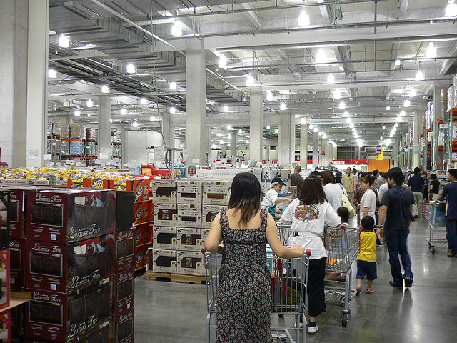 Costco's corporate policy is to only have one card partnership agreement per country, and its affiliation with Samsung Card has been in place for the past 15 years. (image: J M/flickr)