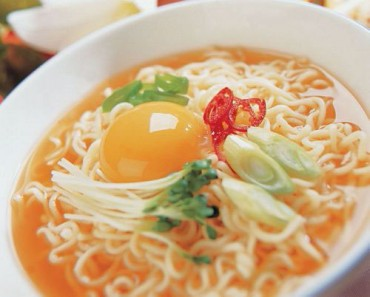 Koreans Consumed 9.7 kg of Noodles Per Capita in 2014, Highest in the World