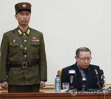 S. Korea Urges N. Korea to Free Two Arrested Nationals