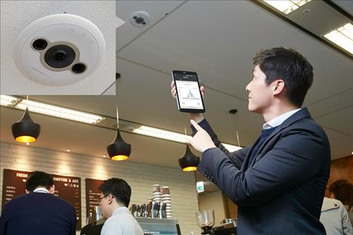LG CNS Launches Intelligent 3D CCTV Camera with Automatic Big Data Processor