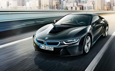 BMW Launches Plug-in EV in S. Korea