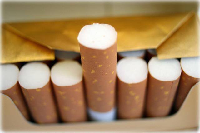 Cigarette Sales Drop Slows in March