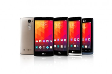 New Mid-Range Smartphone Series from LG Begins Global Launch
