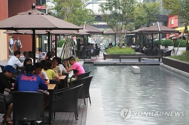 First Artificial Sea Waterway in Songdo Central Park Passes Inspection