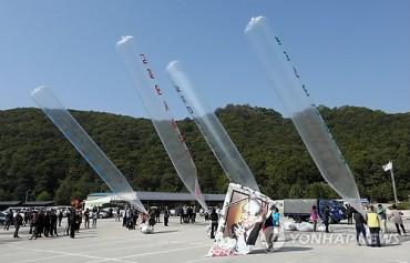 Activist Vows Leaflet Launch despite N. Korean Threats
