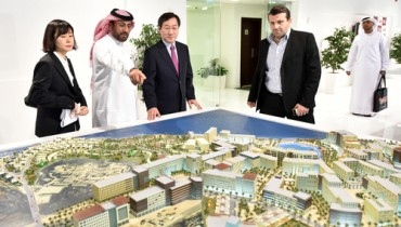 Dubai Sovereign Fund to Discuss Joining USD 3.6B Cluster City Project in Incheon, Korea